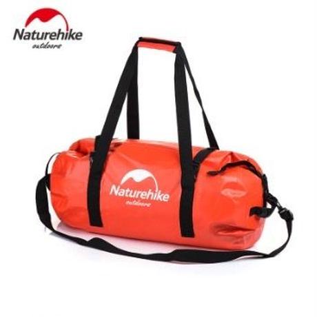 Naturehike 大容量バックパック 120L 防水 オレンジ/ブラック