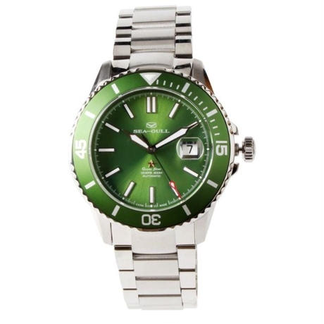 Seagull メンズ腕時計 オーシャンスター リミテッドエディション 自動巻 30気圧防水