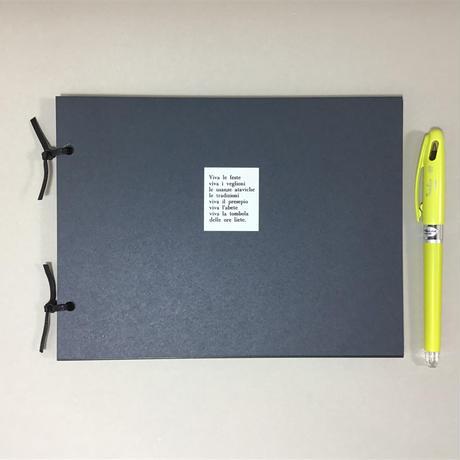 Scrapbook ブラッククロッキー(L)