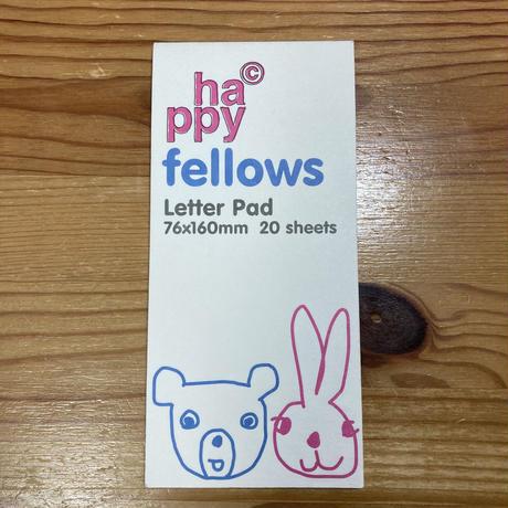 Fellows うさくま一筆箋 IPC-6