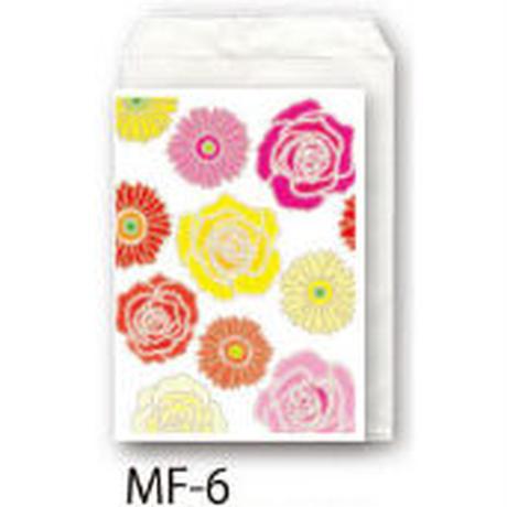 ミニフォールドレター MF-1~6