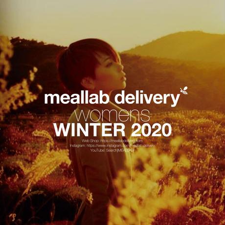WINTER 2020 #3:ウーマンズコース 5食セット