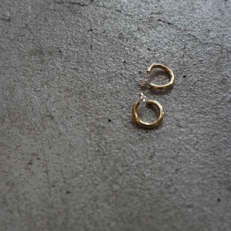 【受注販売】brass nuance pierce