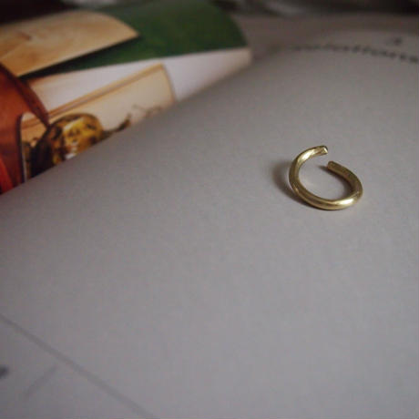 【受注販売】nuance ring