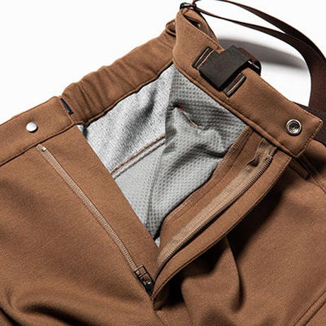 Down Cloth Uniform PT/Brown[MW-PT19207]