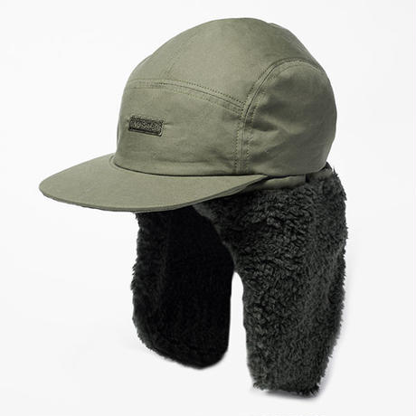 Fleece Cover Jet Cap/SMOKED GREEN [MW-HT18202]