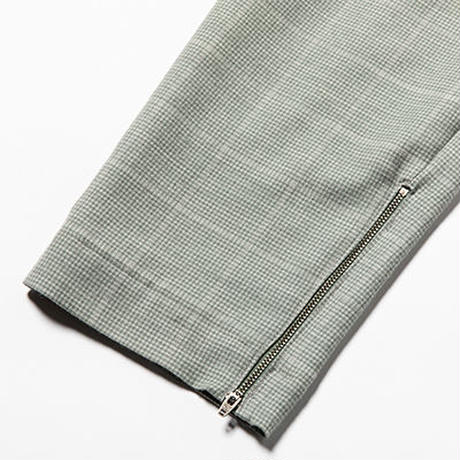 Tech Wool Zip PT/Pale Green[MW-PT19206]