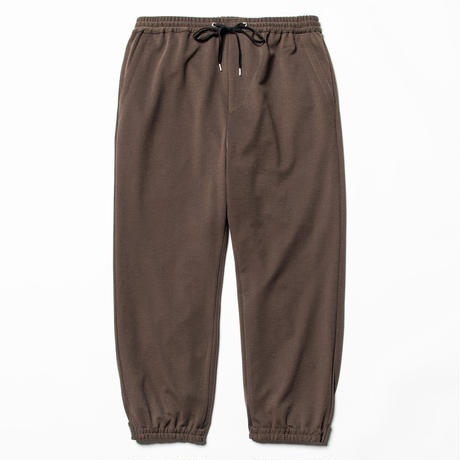 Twill Jersey Easy PT (Brown) / [MW-PT20103]