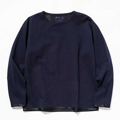 Water-Repellent Breathe Cloth Under Shirts/L1/Navy[MW-CT19205]