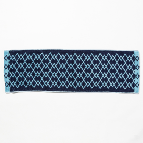 Loop Towel/ SAX x NAVY [MW-AC18109]