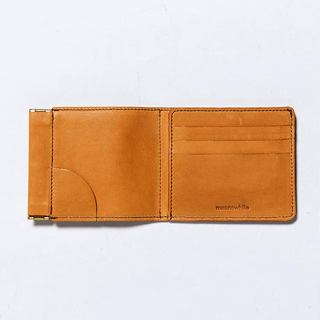 Spring Leather Wallet/NATURAL [MW-AC19101]