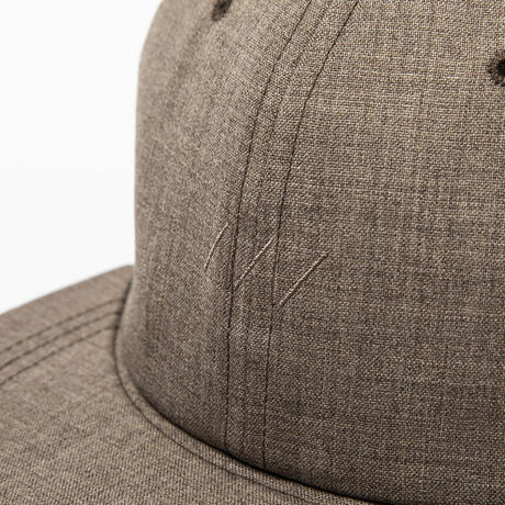 Wool B.B Cap (Brown) / [MW-HT20101]