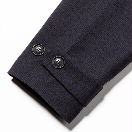 Tech Wool Dobble Coat/L6 /Navy[MW-JKT19205]