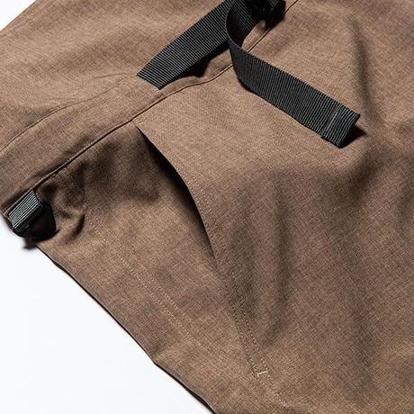 Easy Wrap Shorts/TAN [MW-PT19106]