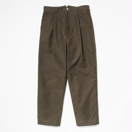 Heavy Moleskin Trousers/Deep Green[MW-PT19201]