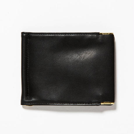 Leather Money Clip/OFF BLACK [MW-AC18208]