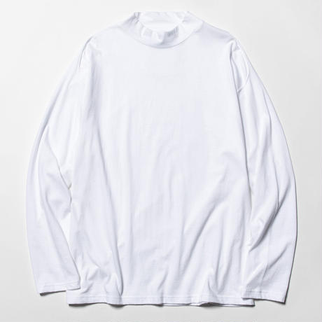 Split Sleeve L/S Tee (White) / [MW-CT20102]