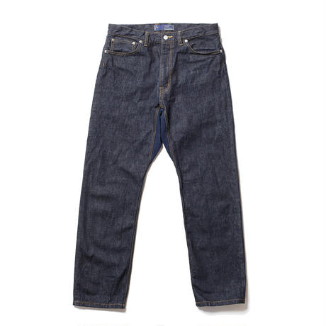 Loop Stitch 5 Pocket Denim PT/INDIGO [MW-PT14201]
