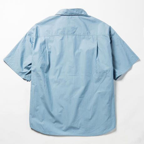 Typewriter Popper S.S. Shirt/GREY [MW-SH18106]