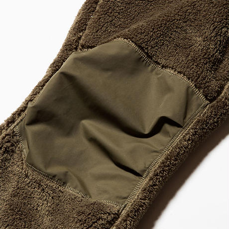 Behavior Fleece Pants/KHAKI [MW-PT18205]