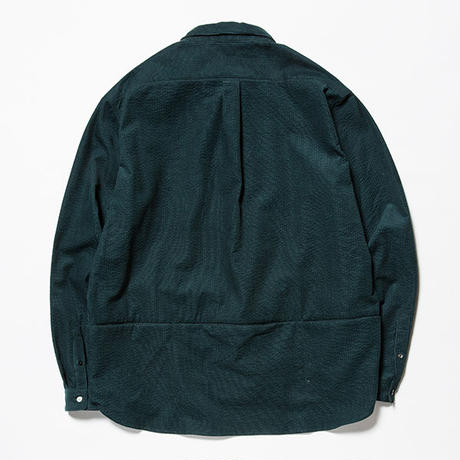 Packable Corduroy SH/GREEN [MW-SH18201]