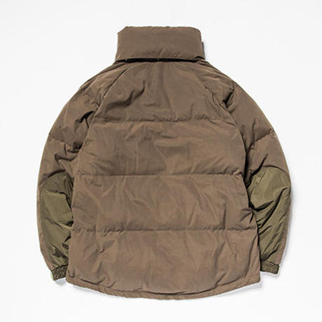 Peach Cloth Down JKT/L7/Olive[ MW-JKT19212]