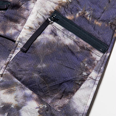 Dyed Camo Thinsulate™️ Monks Stole/L3/Purple[MW-AC19207]