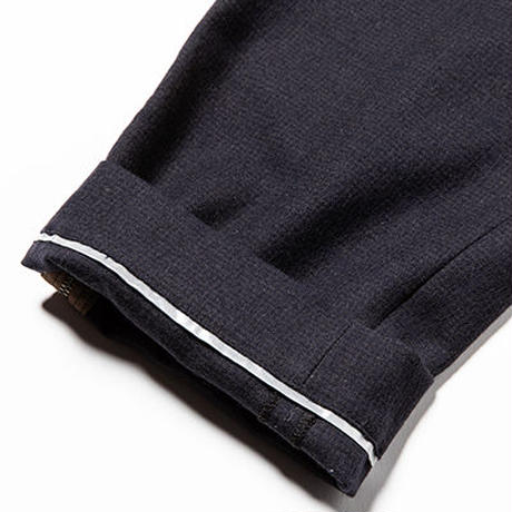 Tech Wool Zip PT/Navy[MW-PT19206]