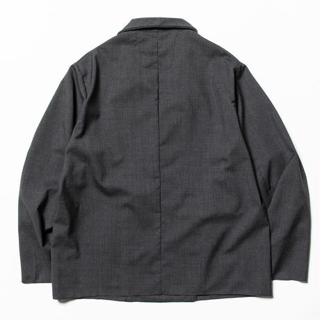 "Working Outfit ""SAMUE"" (Charcoal) / [MW-JKT20101]"