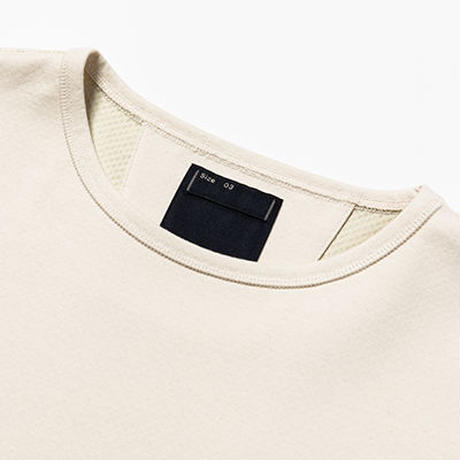Water-Repellent Breathe Cloth Under Shirts/L1/Natural[MW-CT19205]
