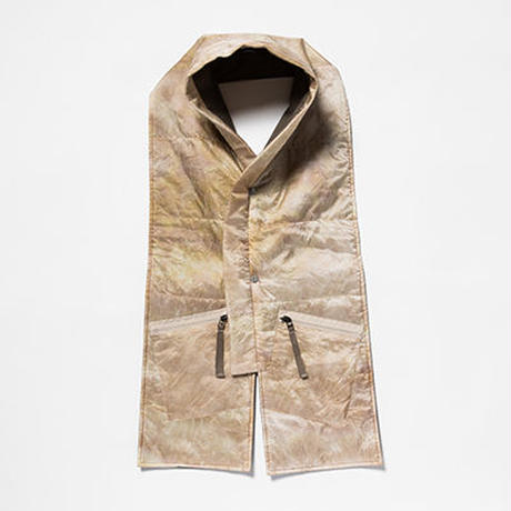 Dyed Camo Thinsulate™️ Monks Stole/L3/Sand[MW-AC19207]
