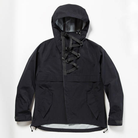 3 Layer Anorak OP/OFF BLACK [MW-JKT19109]