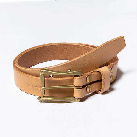 Fireman Belt/NATURAL  [MW-AC19103]