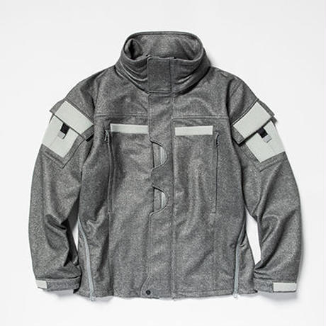 Down Cloth Uniform JKT/L5/Gray[MW-JKT19206]