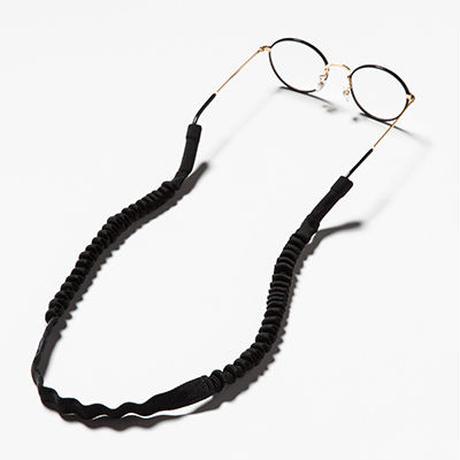 Bungee Leash Glass Cord/OFF BLACK [MW-AC19112]