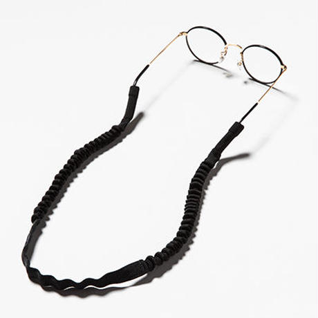 Bungee Leash Glass Cord/Off Black[MW-AC19201]