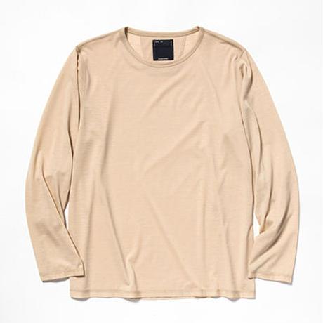 Breathe Wool Under Shirts/L1/Sand[MW-CT19204]