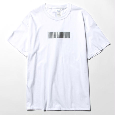 Lenticular Reflect Logo Tee (White) / [MW-CT20103]