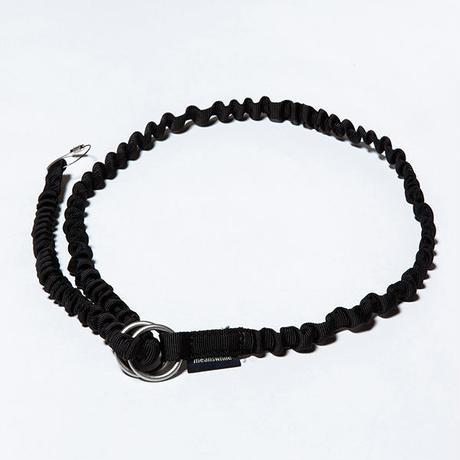 Bungee Leash Belt/OFF BLACK [MW-AC19114]