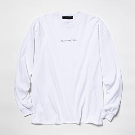 Print L/S Tee×Ray Masaki/White[MW-CT19202]