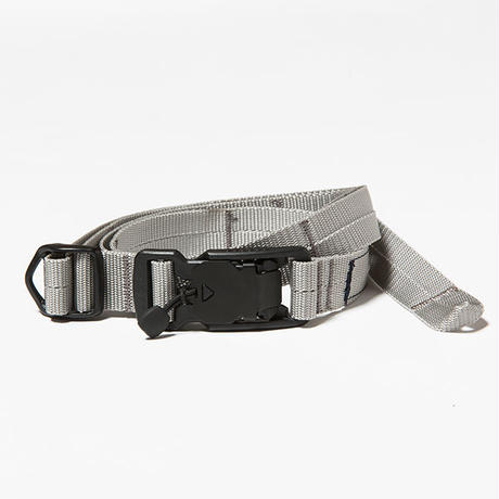 Nylon Quick Release Belt/SILVER GREY [MW-AC18206]