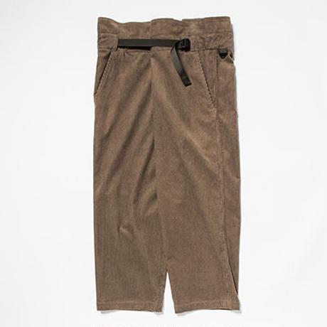 Corduroy Wrap PT/Brown[MW-PT19205]