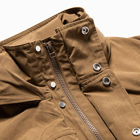 Wax Coat Uniform JKT/L4/Coyote[MW-JKT19203]