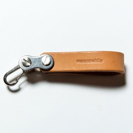 Chain Key Ring/NATURAL [MW-AC19102]