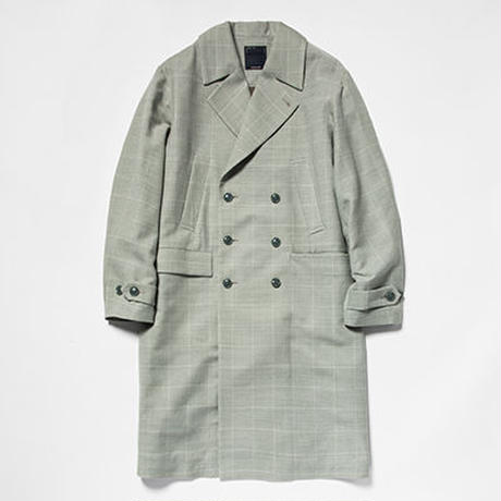Tech Wool Dobble Coat/L6 /Pale Green[MW-JKT19205]