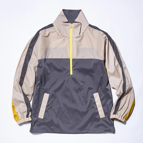 Ventilate Track JKT/BEIGE x COAL  [MW-JKT19108]