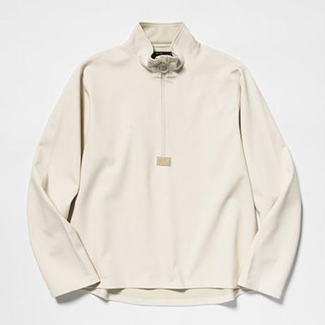 Water-Repellent Breathe Cloth Mid Shirts/L2/Natural[MW-CT19206]