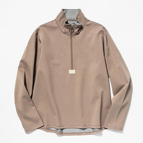 Water-Repellent Breathe Cloth Mid Shirts/L2/Olive[MW-CT19206]