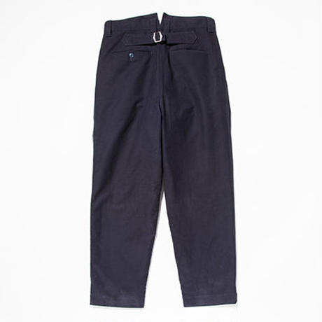 Heavy Moleskin Trousers/Navy[MW-PT19201]
