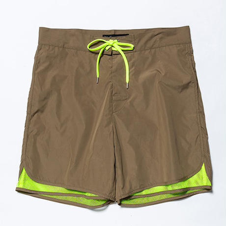 Equipment Board Shorts/TAN [MW-PT19107]